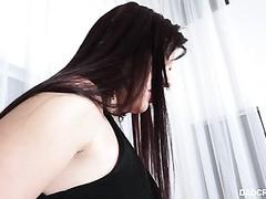 POV-Sextherapie mit Stieftochter Scarlet Mae und ihrem Stiefvater