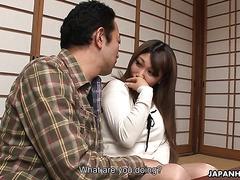 Nachbarn ficken Reife japanische Hure Frauen nach dem Abendessen