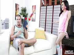 Asianisches Mädchen Porno-Fotos