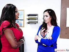 Kostenloses Ruussia Porno Video sexy schwarzer Lehrer gefickt
